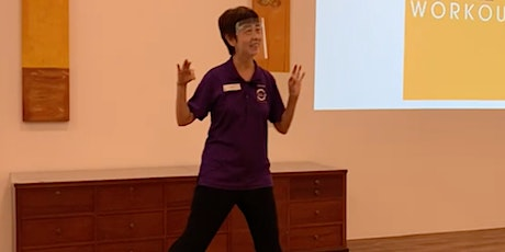 Brain & Body Exercises for Seniors - Tampines in July tickets