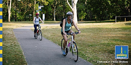 Brisbane by Bikeway: Enoggera Creek ride for people with disabilities tickets