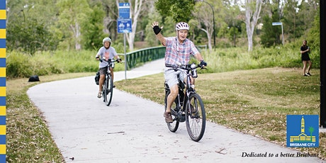 Brisbane by Bikeway: Bulimba Creek ride for people with disabilities tickets