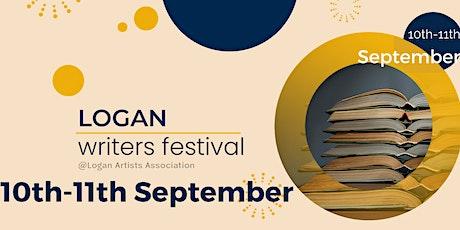 Logan Writers Festival 2021 tickets