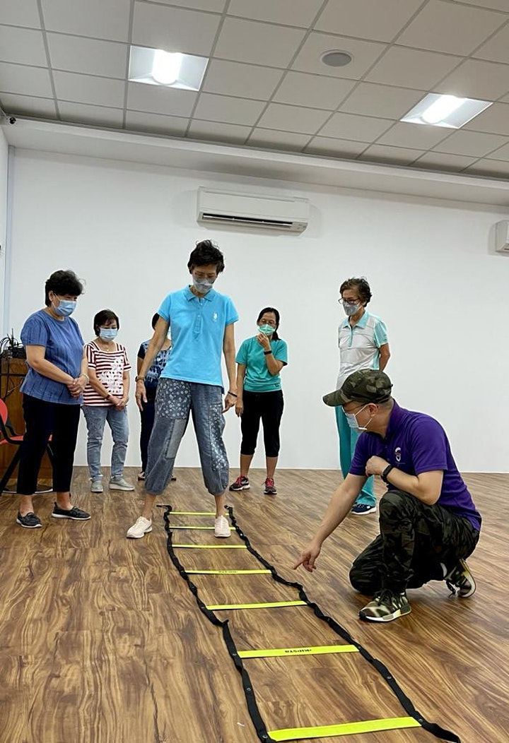 Brain & Body Exercises for Seniors - Tampines in July image