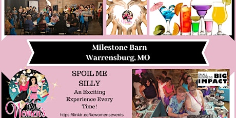 """Spoil Me Silly """"Ladies Night Out"""" tickets"""