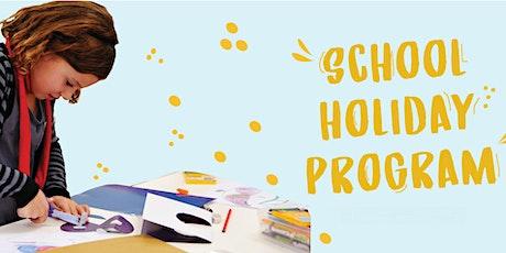 QVMAG School Holiday Program: Stop motion storytelling tickets
