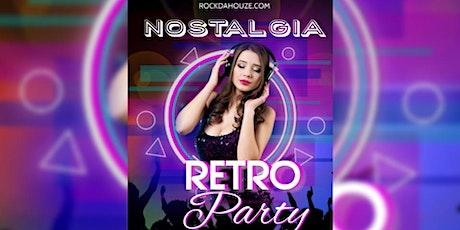 NOSTALGIA SATURDAYS!  - Virtual Zoom Party tickets