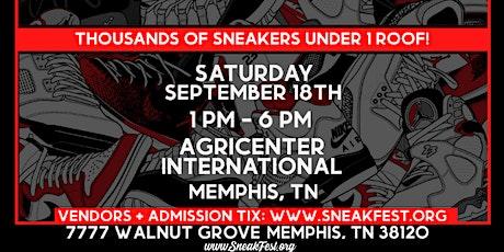SneakFest Sneaker Expo tickets