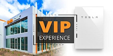 Tindo Solar and Tesla VIP Experience tickets