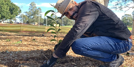 National Tree Day - Steel Park planting tickets