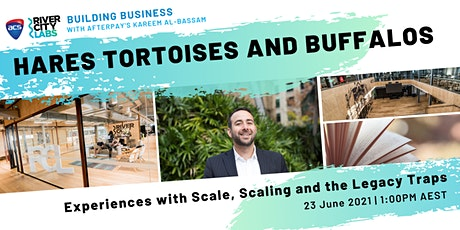 Building Business: Hares, Tortoises and Buffalos tickets