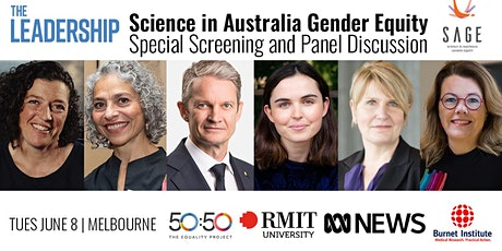 SAGE Screening and Q&A of THE LEADERSHIP at RMIT - Free Event tickets