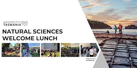 Natural Sciences Welcome Lunch tickets