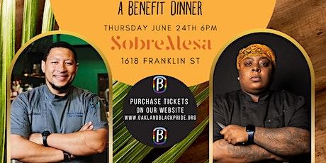 Breaking Bread: A Benefit Dinner w/ Chef Nelson German & Chef LaLa Harrison tickets