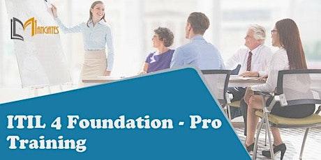 ITIL 4 Foundation - Pro 2 Days Training in Queretaro boletos