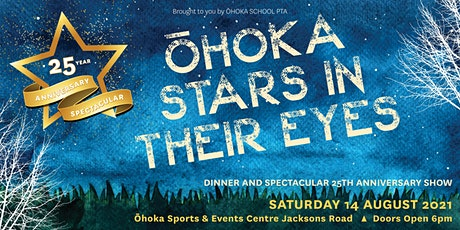 Ohoka Stars In Their Eyes 2021 tickets