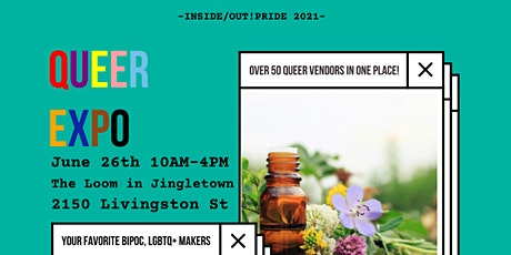 QUEER EXPO tickets