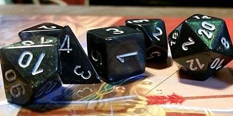 Dungeons and Dragons (young adult to adult) tickets