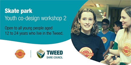 Youth co-design workshop | Skate park | Face to face tickets