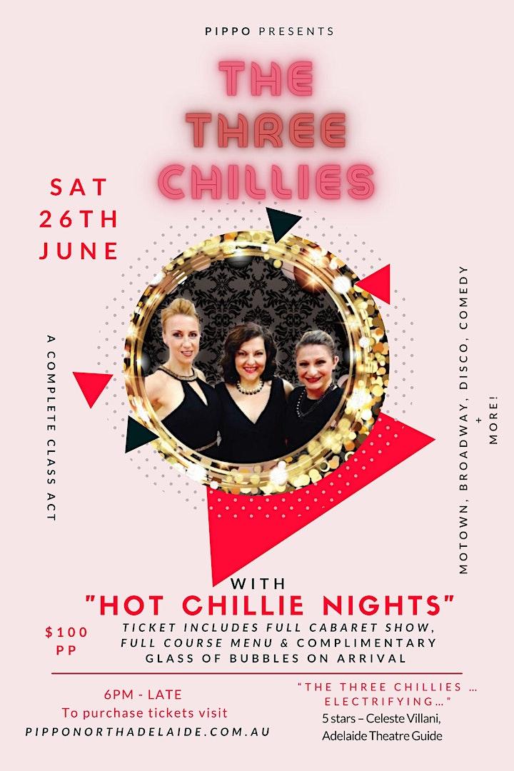 The Three Chillies image