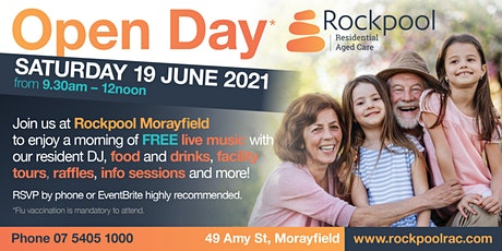 Rockpool Open Day! tickets
