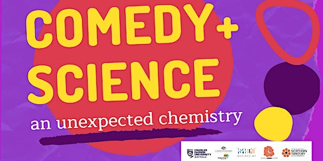 Comedy + Science - an unexpected chemistry tickets