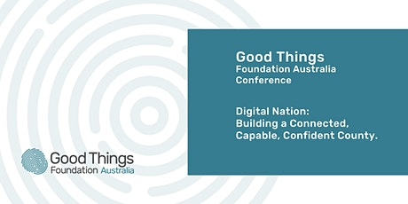 Digital Nation: Building a Connected, Confident, Capable Country tickets
