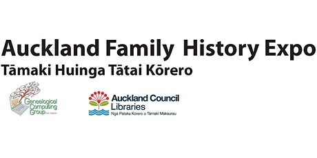 Opening Event: Auckland Family History Expo tickets