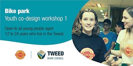 Youth co-design workshop   Bike park   Online tickets