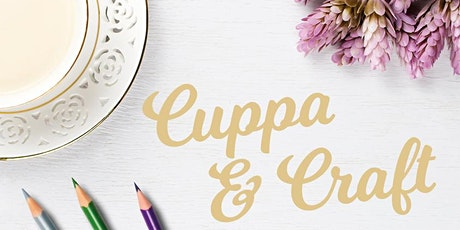 Cuppa + Craft Workshops tickets