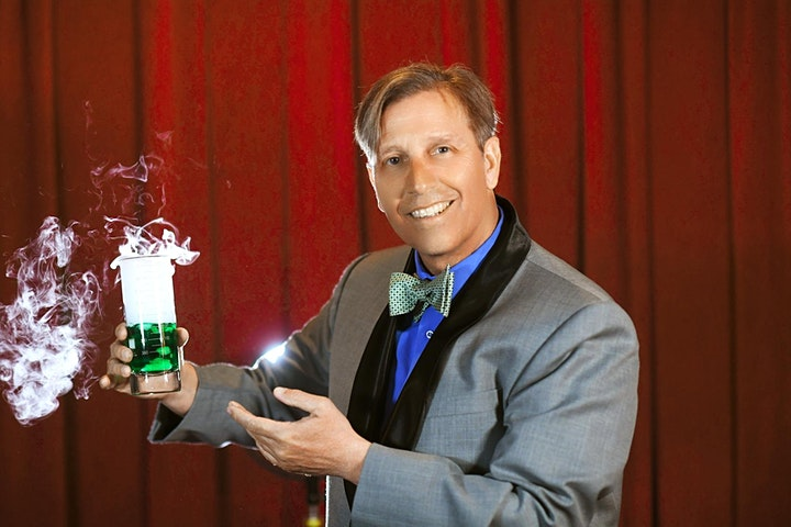 Two Magicians, One Car Cross-Country Tour Kick-Off Show image