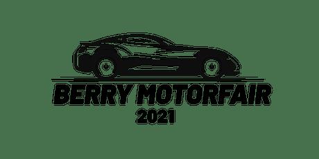 Berry Motorfair tickets