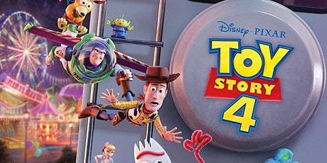 Toy Story 4 Inspired Geocaching Treasure Hunt! tickets
