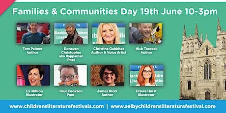 Selby Children's Literature Festival tickets