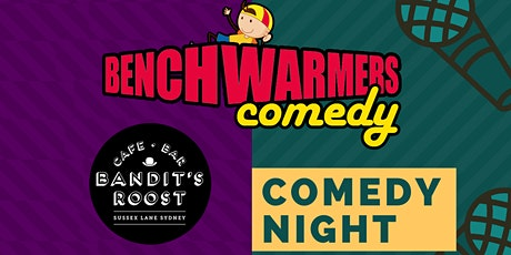 Benchwarmers Comedy tickets