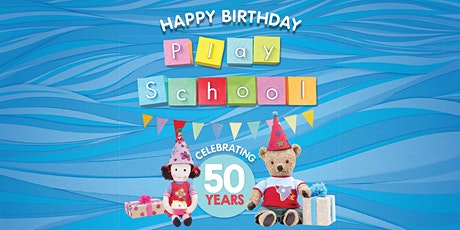 School Holiday It's all about Stories- Celebrating 50 years of Playschool tickets