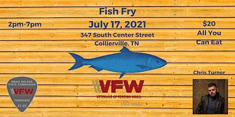 Fish Fry w/ Chris Turner tickets