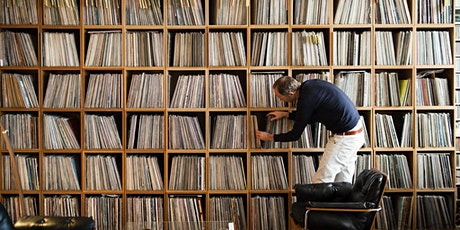 Vinyl records: history and culture tickets