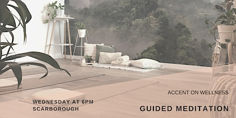 Guided Meditation Wednesday, 16.06.2021 tickets