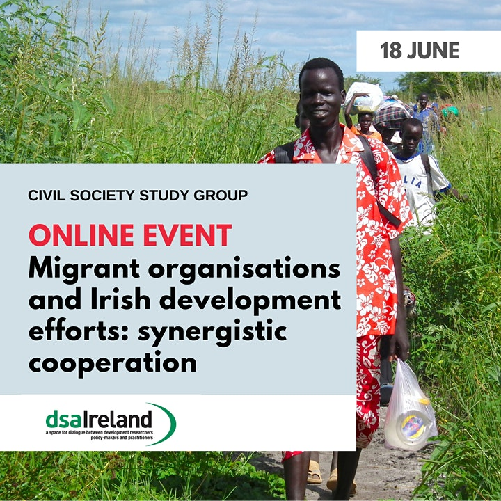 Migrant organisations & Irish development efforts: synergistic cooperation image