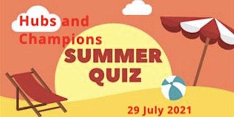 Summer Quiz tickets