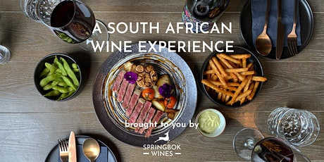 A South African Wine Experience tickets