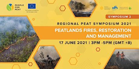 PFP Regional Peat Symposium 2021: Series 2 tickets