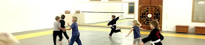 Kindertraining – Bewegung und Spaß: Bild
