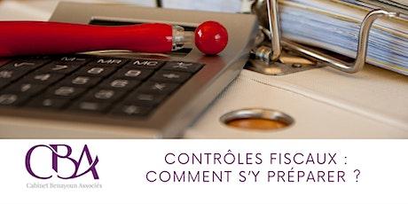 Contrôles fiscaux : Comment s'y préparer ? tickets