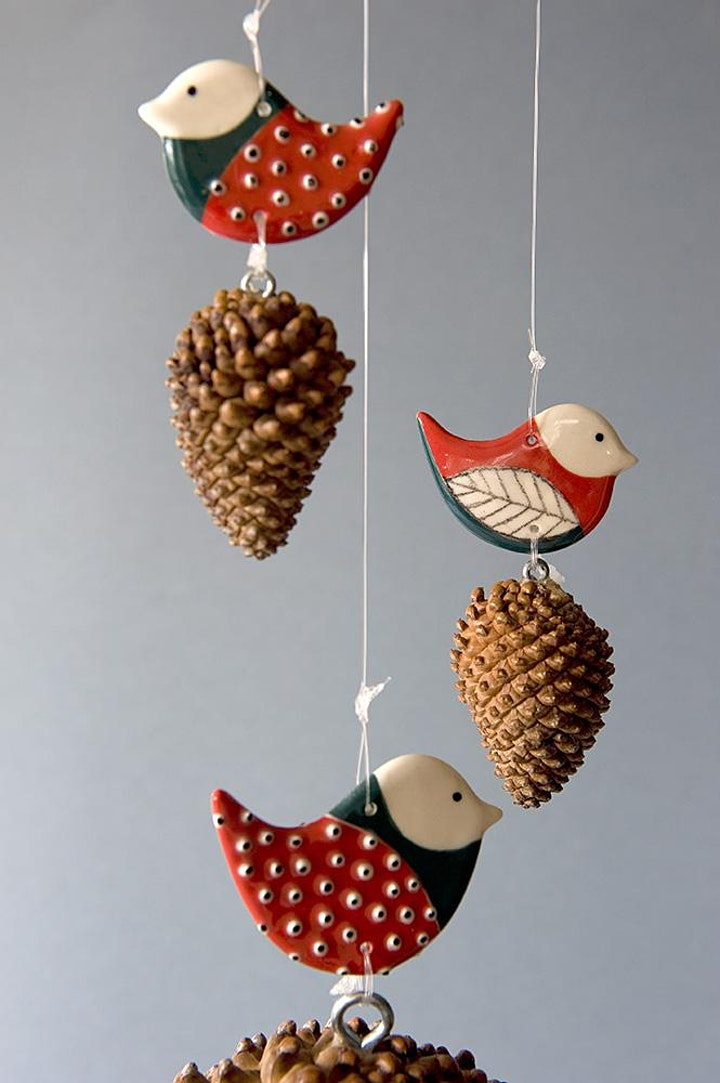 Campo de Flori  Christmas Workshop- Ceramic Ornaments image