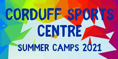 Corduff Sports Centre Mixed Sports Camp 6-9 yrs tickets