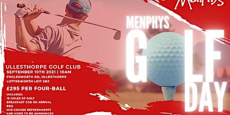 Menphys Golf Day tickets