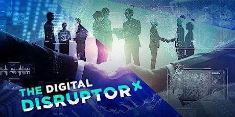 The digital disruptor tickets