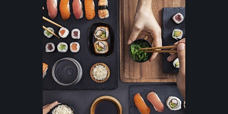 ALL YOU CAN EAT SUSHI w/ SUSHIMOTOS tickets