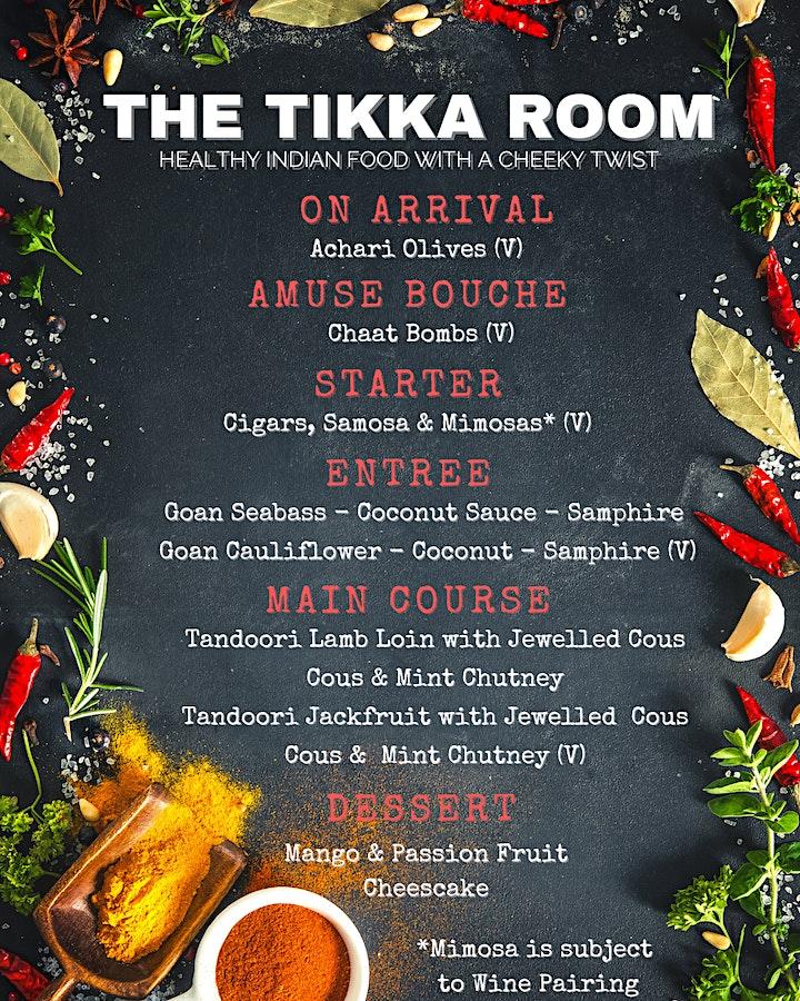 The Tikka Room Launch image