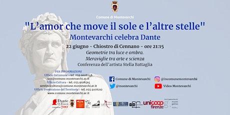 Montevarchi celebra Dante biglietti