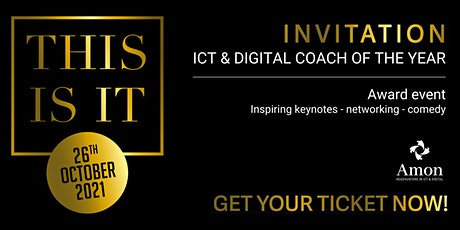 This Is IT 2021 - Award ICT & Digital Coach of The Year tickets